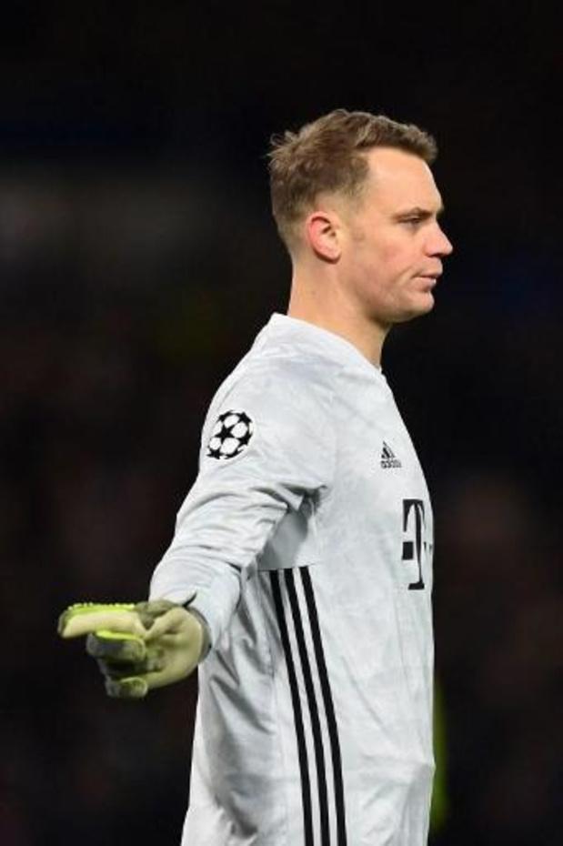 Bundesliga - Neuer contrarié par les fuites concernant les négociations sur son contrat