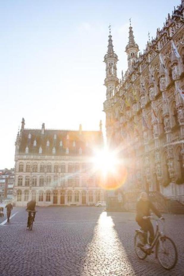 """Leuvense cultuursector slaat """"Warm Alarm"""" en vraagt aandacht voor klimaatverandering"""