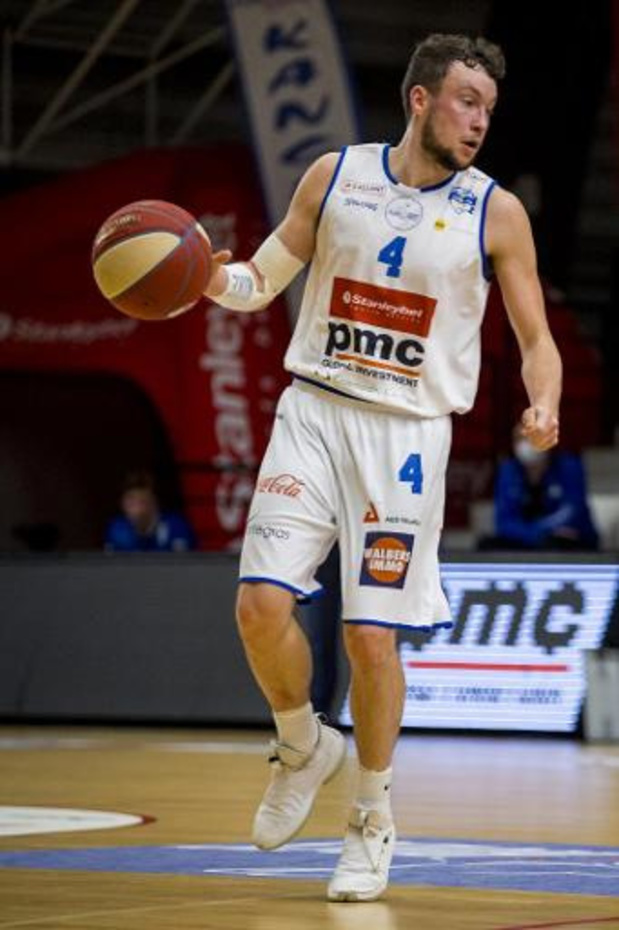 Euromillions Basket League - Terry Deroover (Malines) rejoindra le Phoenix Brussels la saison prochaine