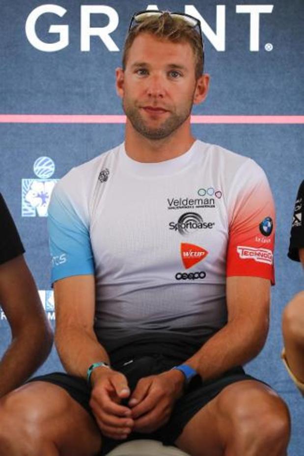 Bart Aernouts, vorig jaar tweede, leidt ruime Belgische delegatie voor Ironman Hawaï
