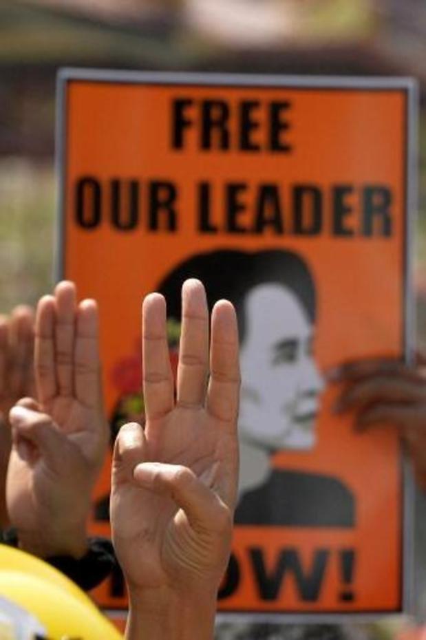 L'ex-dirigeante birmane Aung San Suu Kyi inculpée pour deux nouvelles infractions