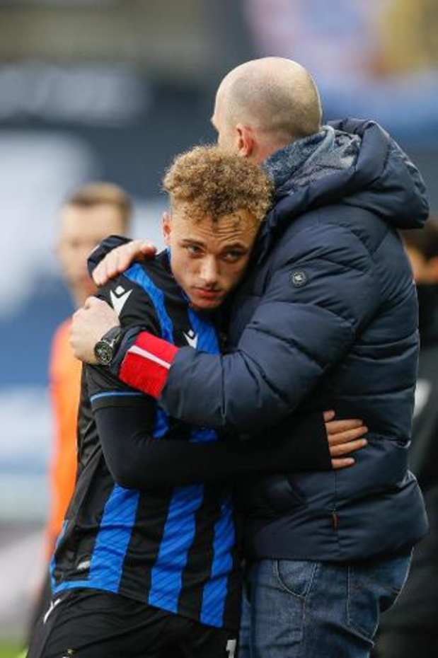 Jupiler Pro League: Club Brugge sluit 2020 af met 3-0 zege tegen Eupen