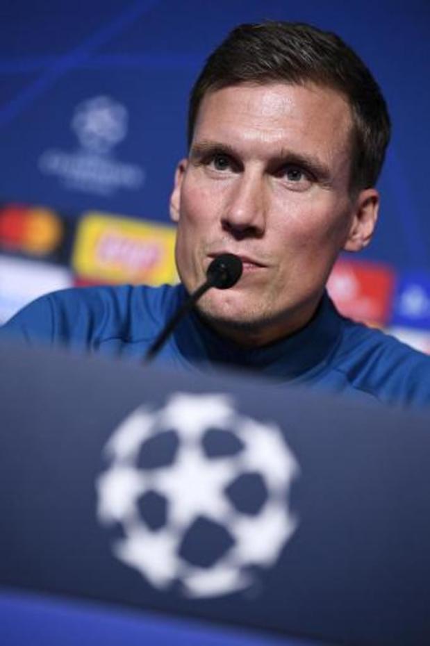 Hannes Wolf wil Genk tegen Salzburg eerste zege op kampioenenbal schenken