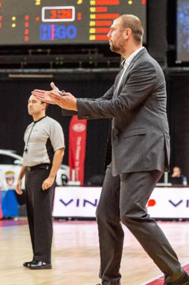 Ligue des Champions de basket - Exploit d'Anvers qui s'offre les Grecs de l'AEK Athènes