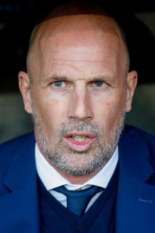 Clubtrainer Clement is op zijn hoede voor komst van Anderlecht