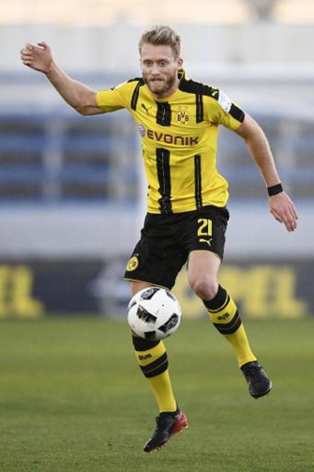 André Schürrle moet opkrassen bij Dortmund