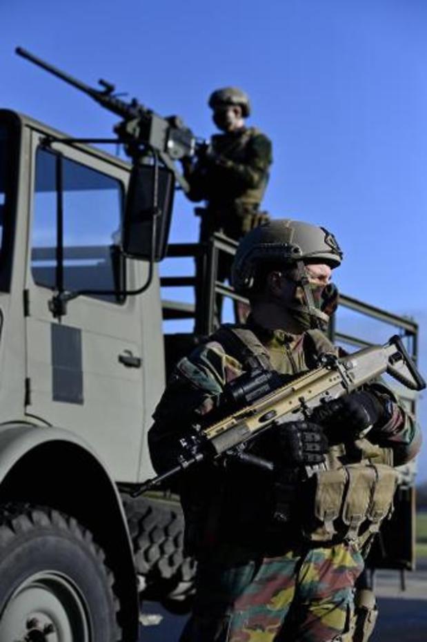 Bijna een op de tien militairen is intussen een vrouw