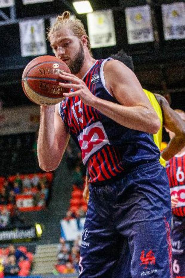 BNXT League - Le Belge Justin Kohajda est de retour à Liège