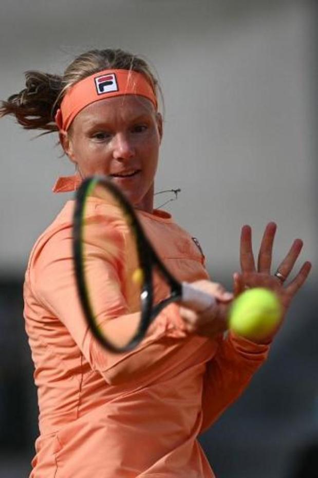 Kiki Bertens opérée du tendon d'Achille et forfait pour l'Open d'Australie