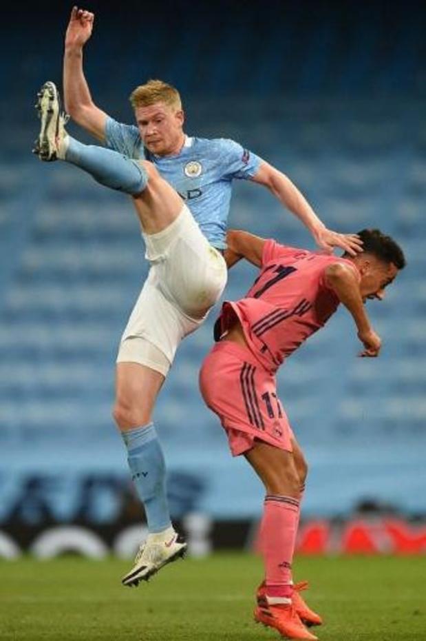 Les Belges à l'étranger - Manchester City et De Bruyne et Lyon et Denayer en quarts de la Ligue des Champions