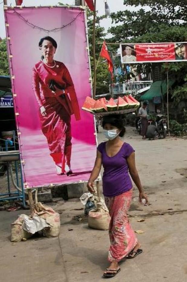 Politieke leiders, onder wie Aung San Suu Kyi, in Myanmar opgepakt door leger