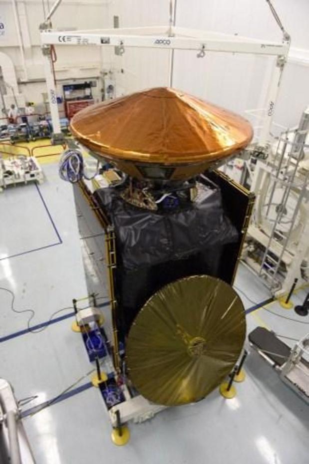Belgisch instrument vindt bij wijze van wereldprimeur groene gloed rond Mars