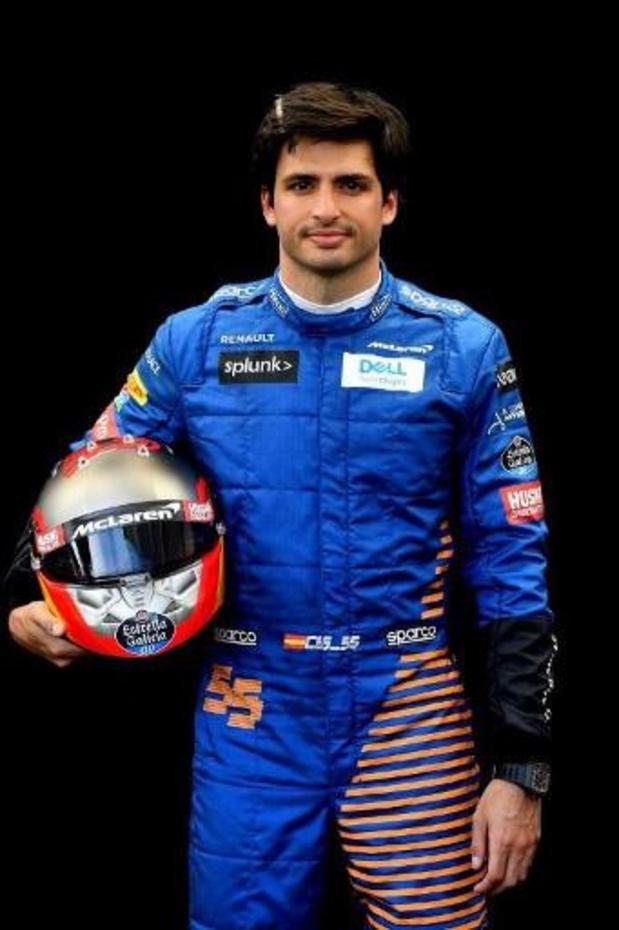 Carlos Sainz Jr. is opvolger van Sebastian Vettel bij Ferrari