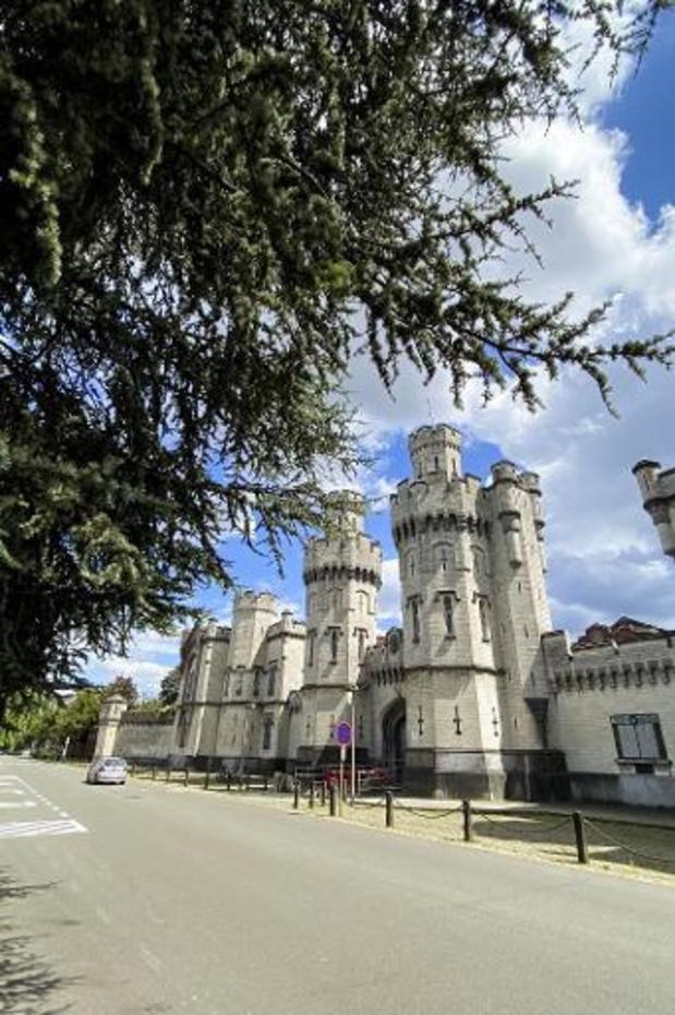 Stakingsaanzegging voor Brusselse gevangenissen