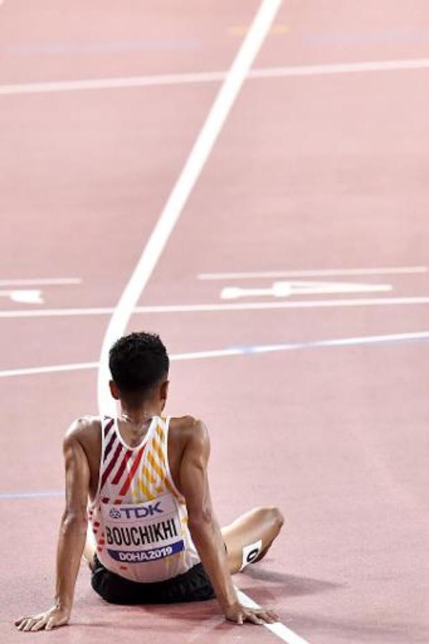 Mondiaux d'athlétisme - Soufiane Bouchikhi termine 14e et épuisé du 10.000m