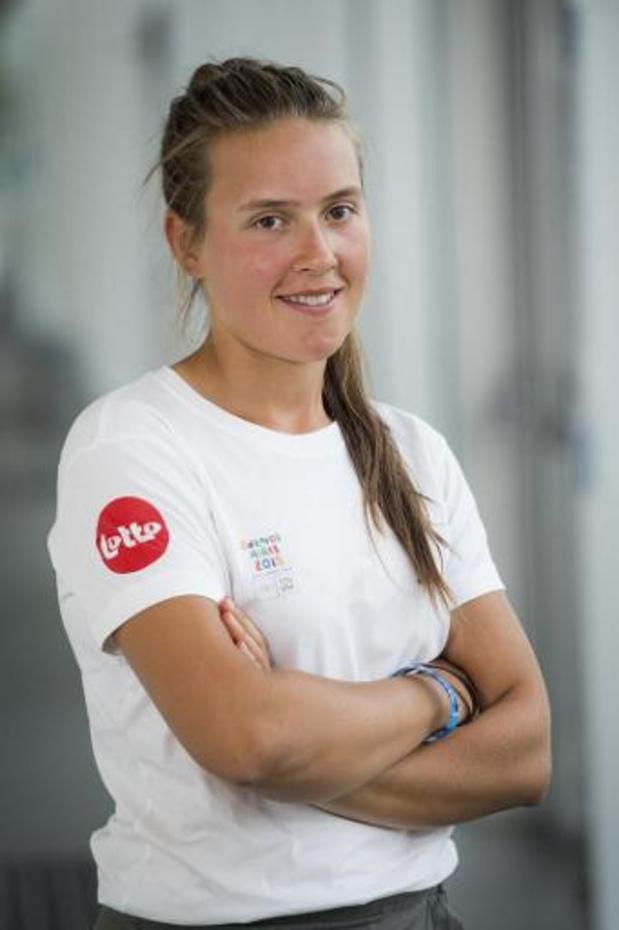 Euro d'aviron Indoor - Caitlin Govaert titrée chez les espoirs dames