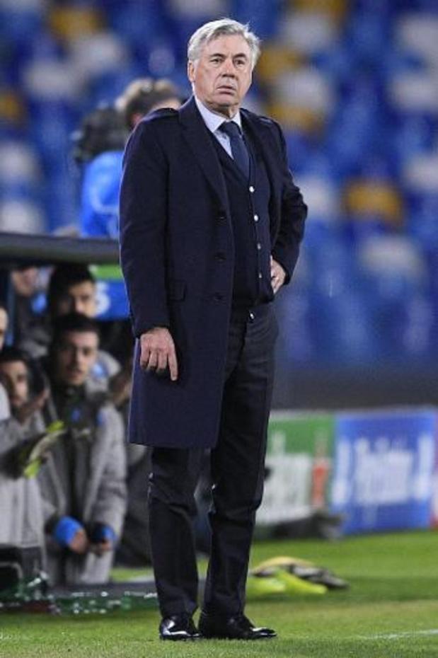 Carlo Ancelotti rebondit à Everton