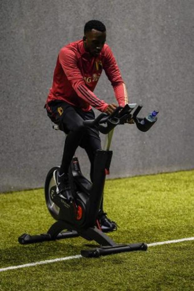 Rode Duivels - Lukebakio debuteert bij Rode Duivels in oefeninterland tegen Zwitserland