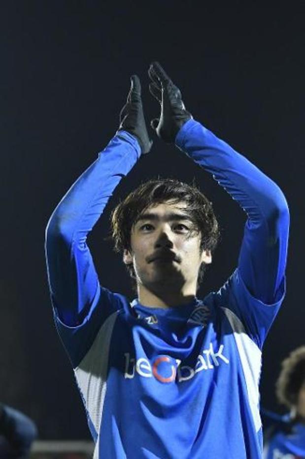 KRC Genk legt Junya Ito vast tot 2023