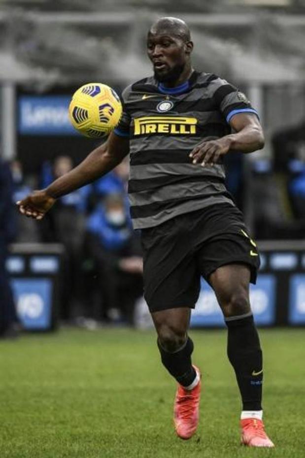 Les Belges à l'étranger - Un but et un assist pour Lukaku: l'Inter domine la Genoa