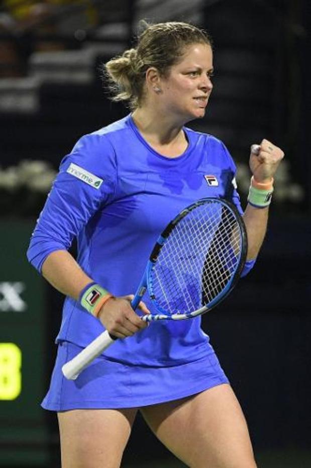 """Serena Williams noemt Kim Clijsters """"inspiratiebron"""""""