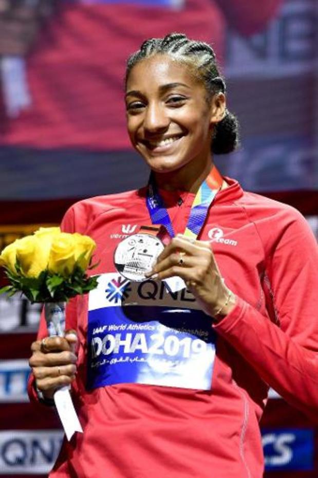 Mondiaux d'athlétisme - Nafissatou Thiam, les Tornados, les Cheetahs et le relais mixte ont répondu présents