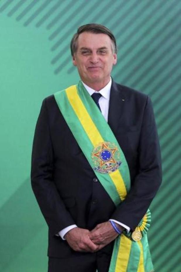 Brésil: nouveau problème à l'abdomen pour le président Bolsonaro