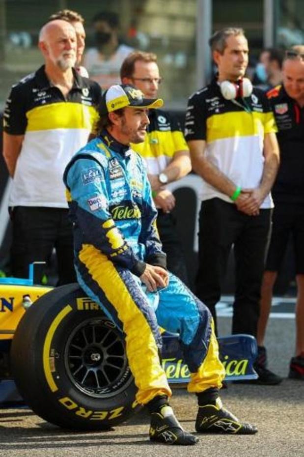F1 - Fernando Alonso sérieusement accidenté lors d'une sortie à vélo en Suisse