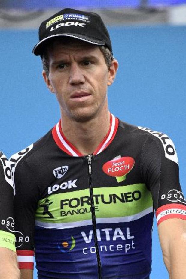 WK wielrennen - Deense ex-renner Chris Anker Sörensen (37) na aanrijding in Zeebrugge overleden