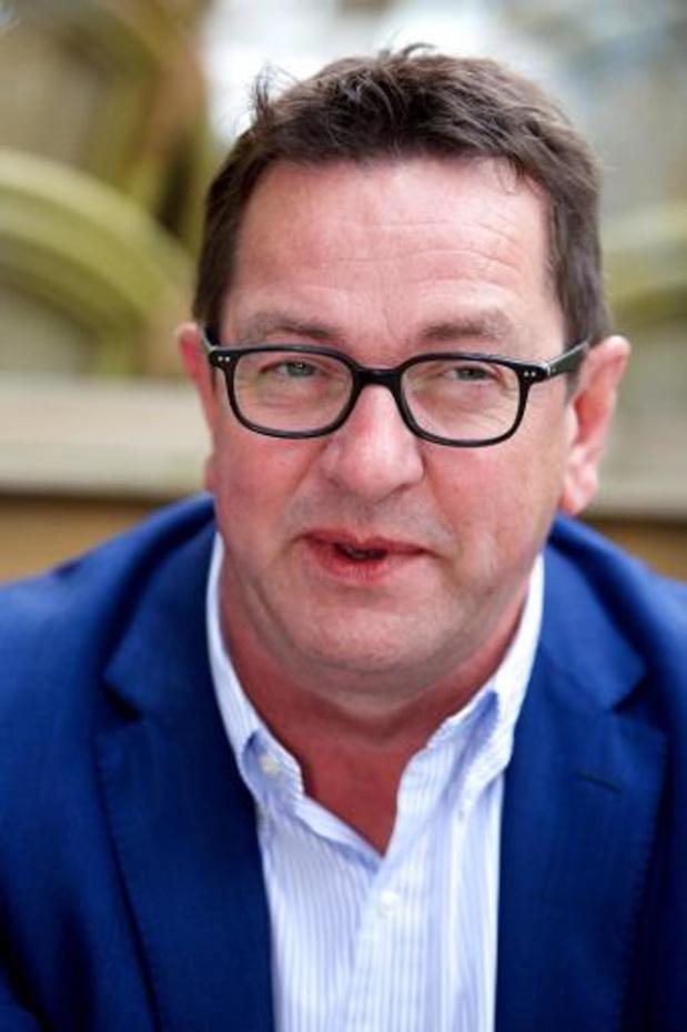 Ward Vergote stapt uit Open Vld