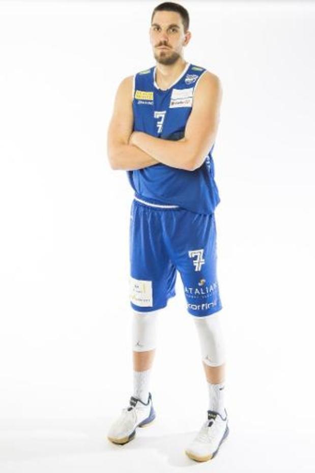 EuroMillions Basket League - Aalst wint makkelijk zijn openingswedstrijd tegen Leuven