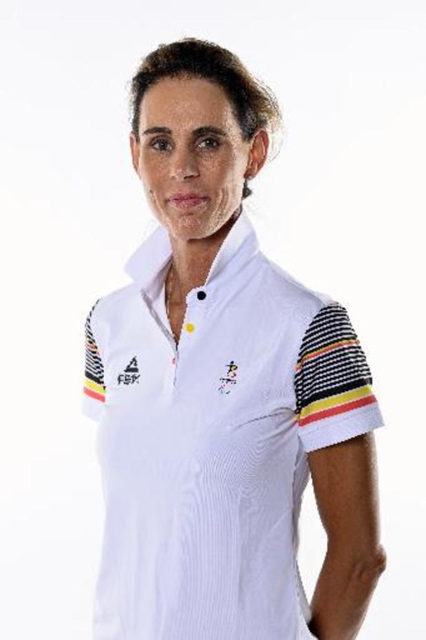 Michèle George décroche l'or en dressage, 3e médaille belge à Tokyo