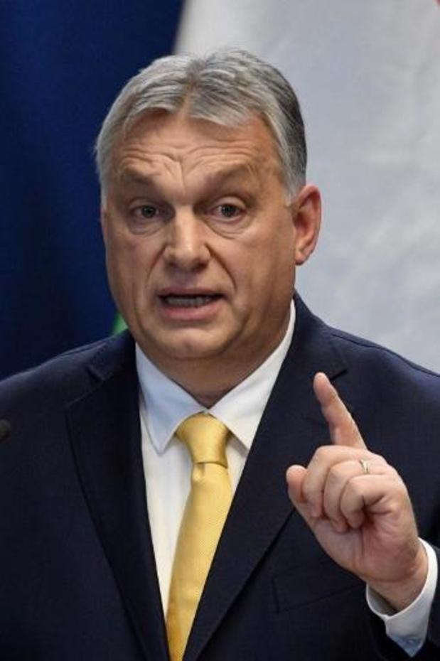 Orban verliest interesse in Europese Volkspartij