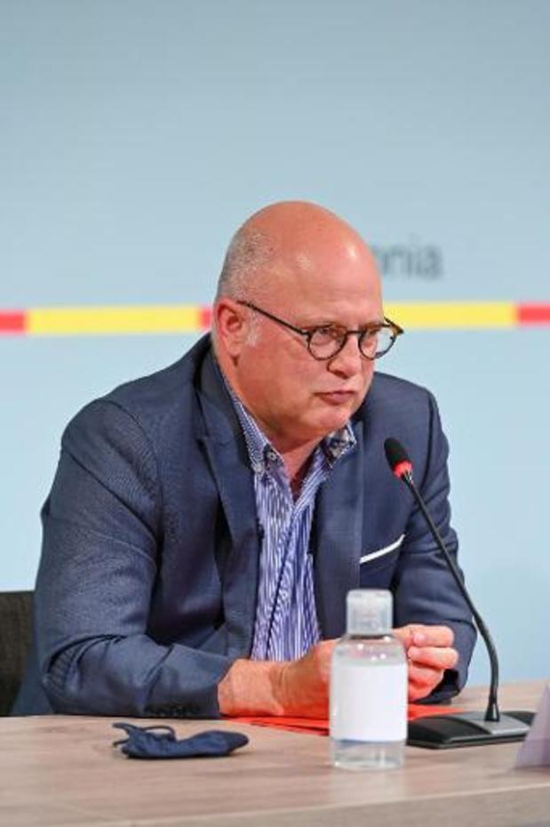 L'ajustement budgétaire arrive sur la table du parlement wallon