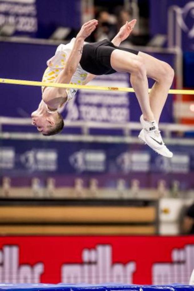 """Championnats d'Europe d'athlétisme en salle - Thomas Carmoy a atteint son objectif (Top 8): """"Et maintenant faire encore mieux en finale"""""""