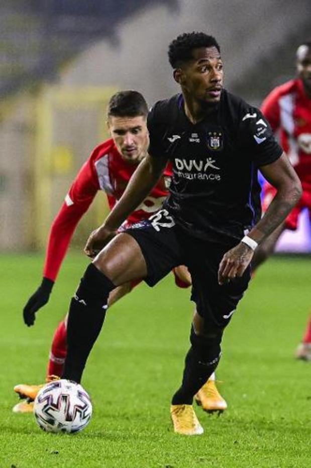 Amir Murillo prolonge à Anderlecht jusqu'en 2025