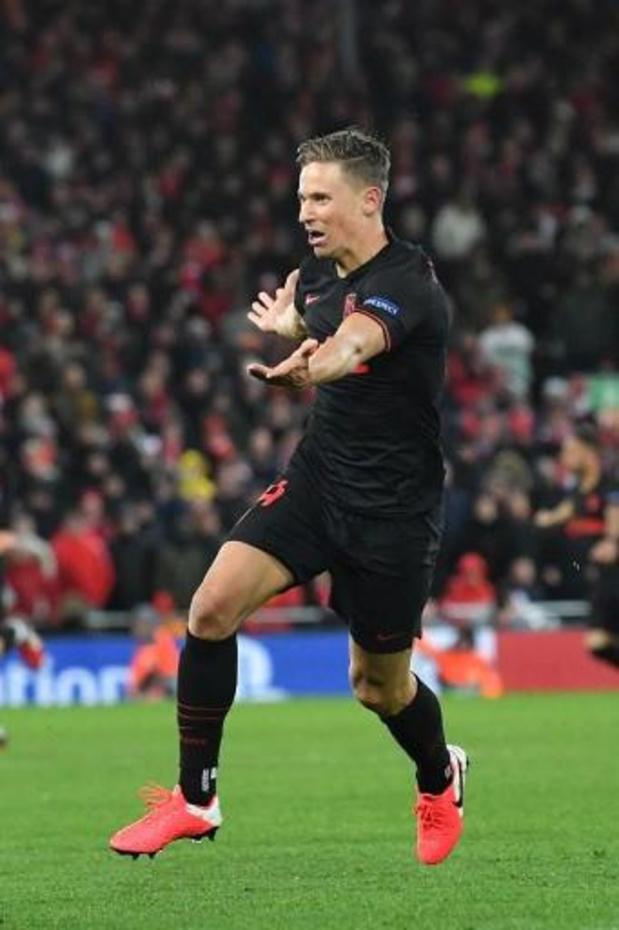 Ligue des Champions - L'Atlético sort Liverpool, le tenant du titre, en s'imposant 2-3 après prolongation