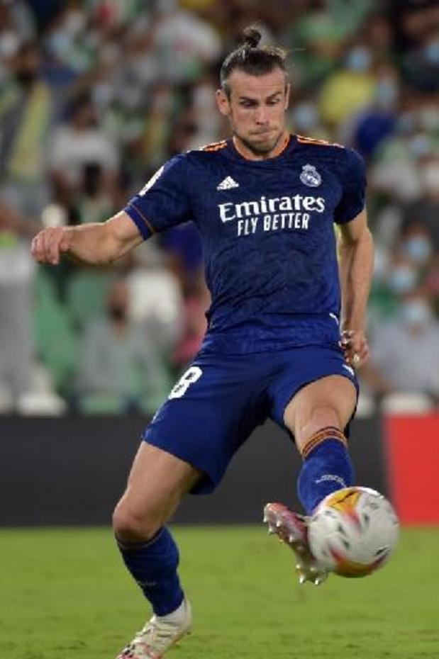 Le Real Madrid sans Gareth Bale pour affronter l'Inter