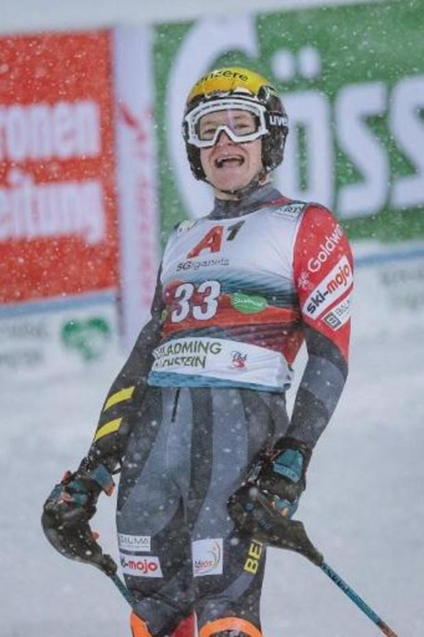 """WK alpijnse ski - Armand Marchant na 15e plaats in de combiné: """"Slechte super-G, maar zeer goede slalom"""""""