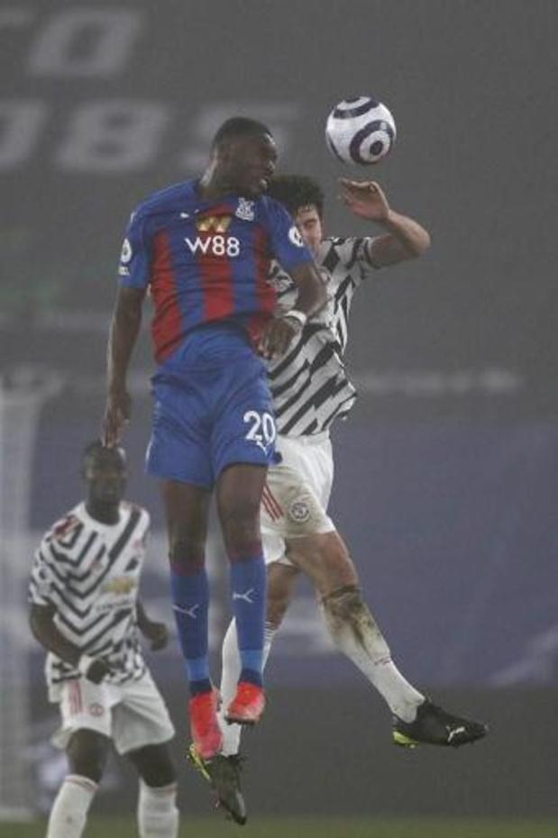 Les Belges à l'étranger - Crystal Palace avec Christian Benteke partage avec Manchester United