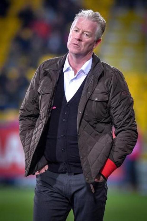 Peter Maes nommé entraîneur de Lommel