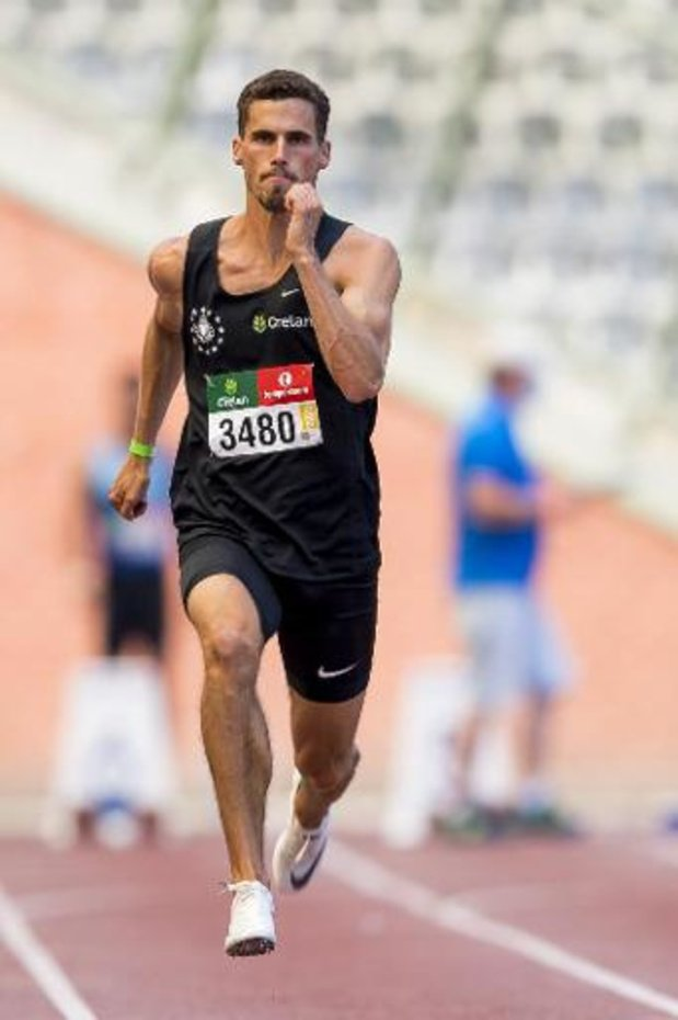 GP Mingels - Kevin Borlée plus rapide que ses frères Jonathan et Dylan sur 100 m