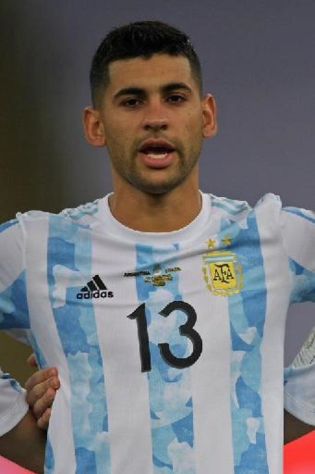 Cristian Romero neemt plaats van Toby Alderweireld in bij Tottenham