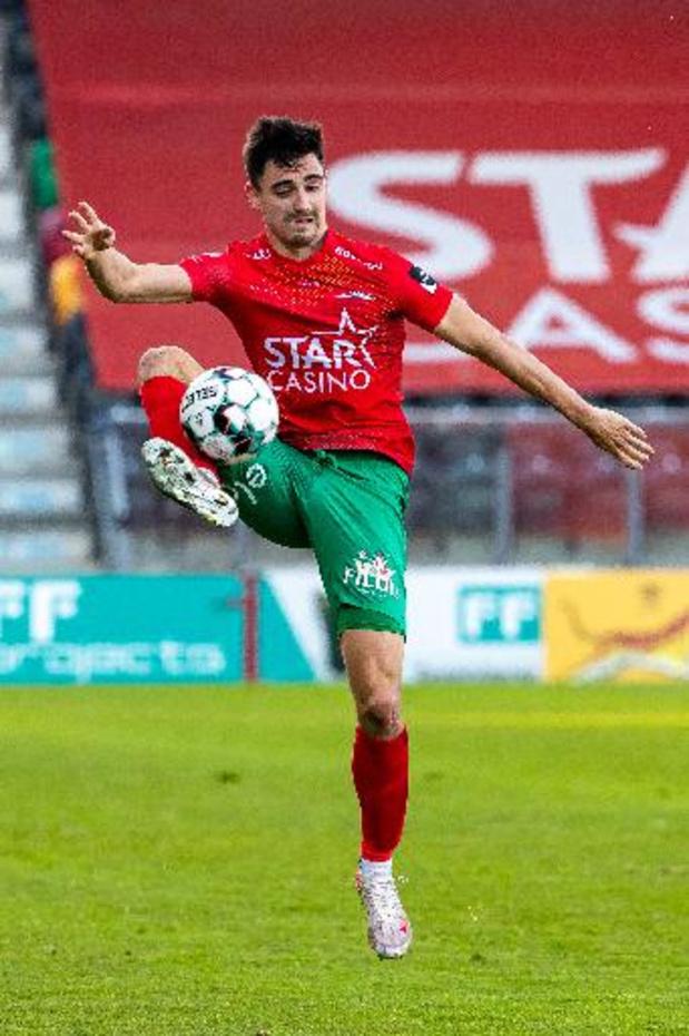 Jelle Bataille verlaat KV Oostende voor Antwerp