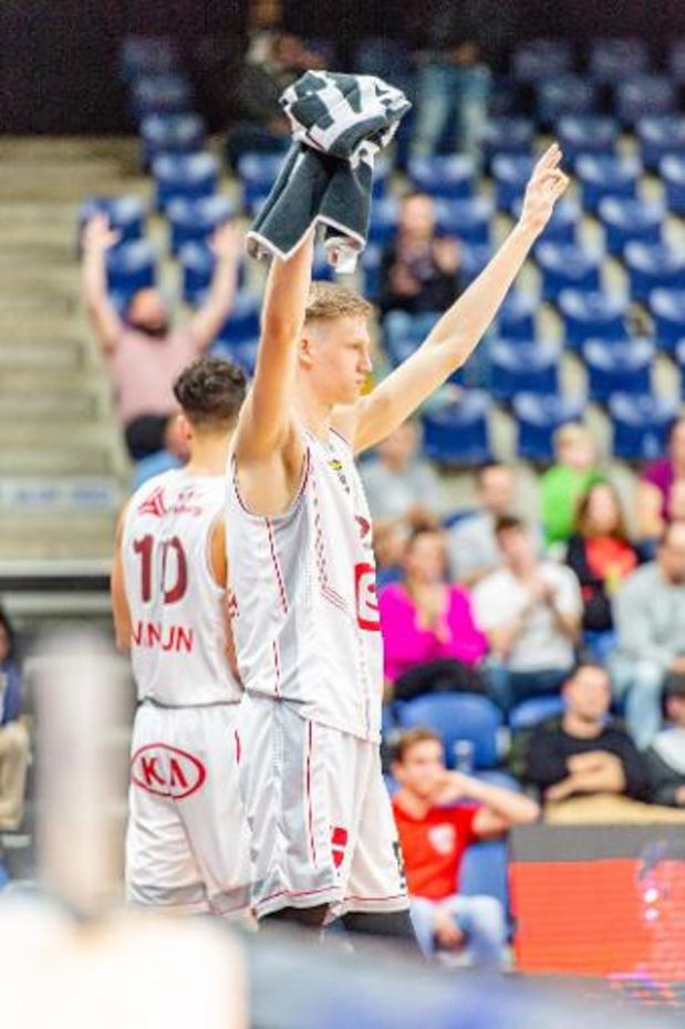 Champions League basket (m) - Antwerp behoudt zicht op kwalificatie na zege tegen Pau-Lacq-Orthez