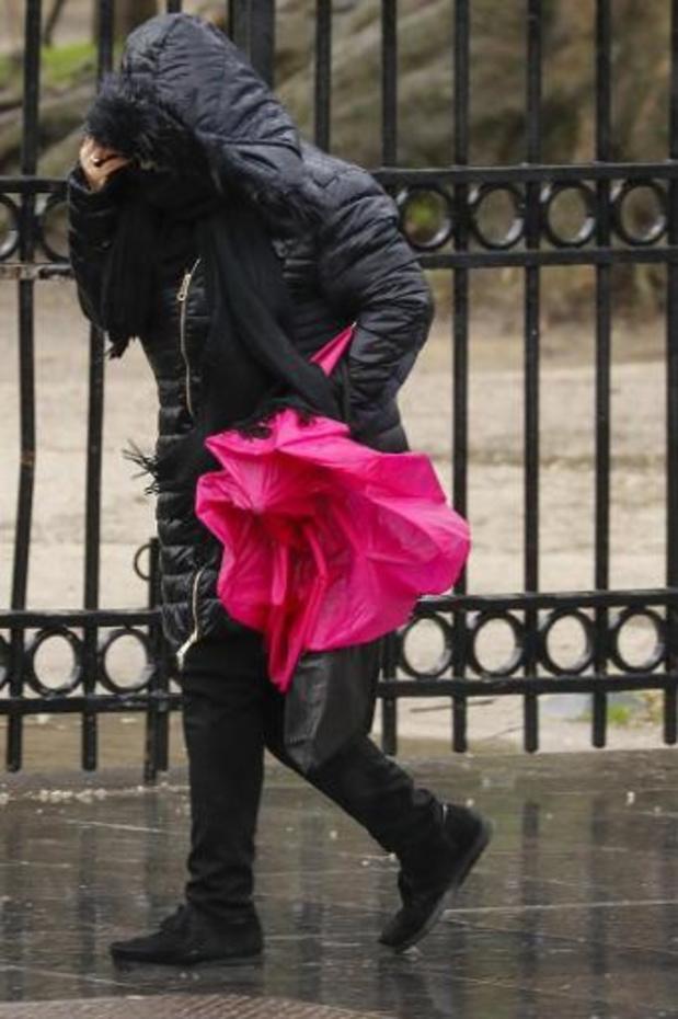Météo - Un mardi sous la pluie
