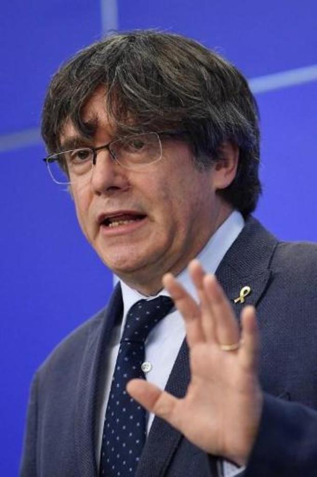 Europees Parlement heft immuniteit Puigdemont, Comín en Ponsatí op