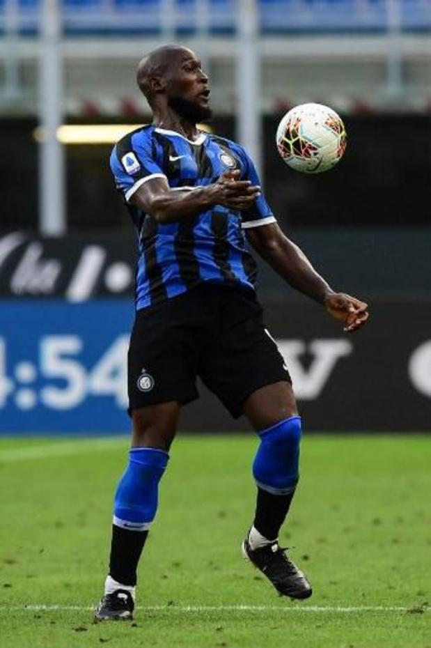 Les Belges à l'étranger - L'Inter Milan et Lukaku partagent à l'Hellas Vérone et quittent le podium