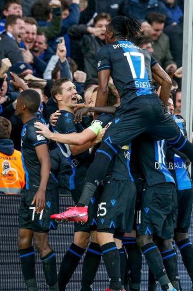 Croky Cup - Duel op het scherp van de snee tussen Zulte Waregem en Club Brugge