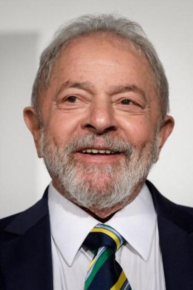 Brésil: un juge de la Cour suprême annule les condamnations de l'ex-président Lula